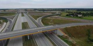 Embedded thumbnail for 30-07-2020 - Widok na udostępnioną do ruchu drogę S17.