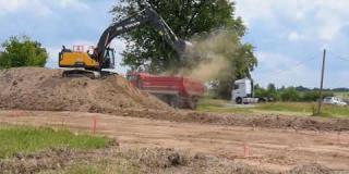 Embedded thumbnail for 27-06-2018 - Prace przygotowawcze przy budowie  bypassu na DK 50