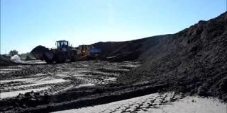 Embedded thumbnail for 30-05-2018-Transport i hałdowanie materiałów na placu składowym w miejscowości Człekówka
