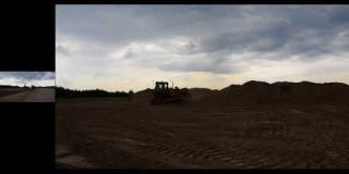 Embedded thumbnail for 11-07-2018 - Odhumusowanie terenu po budowę Węzła Kołbiel i w km. 21+750 w miejscowości Bocian