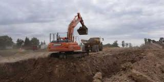 Embedded thumbnail for 05-07-2019 - Budowa zbiornika wodnego ZB 27.
